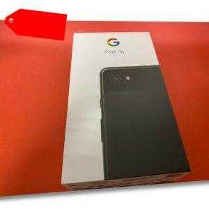 Google Pixel 3a 64GB Just Black OVP