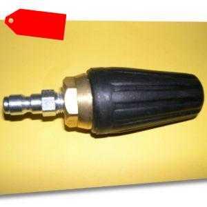 Dreckfräse für Hecht u. Holzinger Benzin - Hochdruckreiniger mit Schnellkupplung