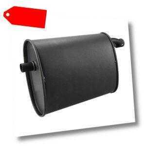 Benzin Generator Universal Schwarzes Eisen 2-3KW Auspuff für 5.5HP 6.5HP 35 J7Q3