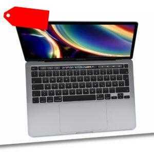 "Apple MacBook Pro 13"" (2020), i5 2,0 GHz, 16 GB RAM, 512 GB SSD, spacegrau"
