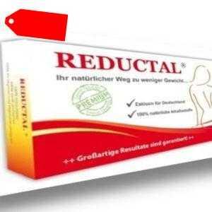 Reductal Kapseln, effektiv gesund abnehmen, Fatburner, Gewichtsverlust!!!