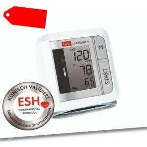 boso medistar + Handgelenk-Blutdruckmessgerät - OVP V.med. Fachhändler