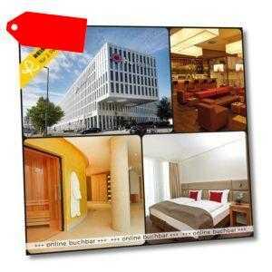 Städtereise München 3 Tage 2 Personen 4*S H4 Hotel Hotelgutschein Wellness Reise