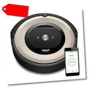 iRobot Roomba e5152 Saugroboter App-Steuerung Alexa Staubsauger Roboter Tierhaar