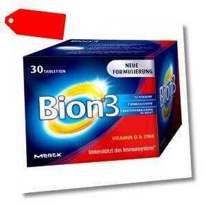 Bion 3 Tabletten 29.9g PZN 11587178