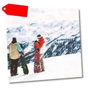 Hotelgutschein 2 Nächte 3* Hotel | Skiurlaub für 2P Interlaken Berner Oberland