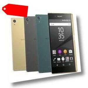 Sony Xperia Z5 32GB - Schwarz - Weiss - Grün - Rose -  wie Neu