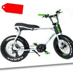 """Ruff Cycles Lil'Buddy 20"""" Pedelec E-Bike Cruiser Modell 2020 Active Line 300Wh"""