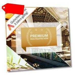Kurzreise Premium Multi Hotel Gutschein 3 Tage für 2 Personen 50 Hotels zur Wahl