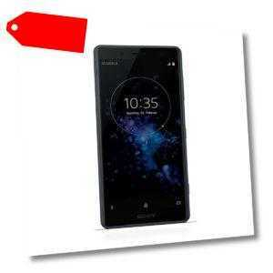 Sony Xperia XZ2 Compact Single Sim 64GB black MwSt nicht...