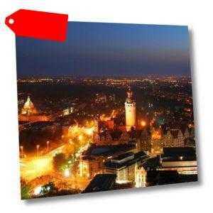 Kultur Shopping Städteurlaub ACHAT Comfort Hotel Messe Leipzig 3-4 Tage Reise