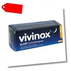 Vivinox Sleep Schlafdragees 50stk PZN 04132508
