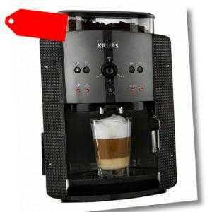 Krups EA8100 Grau Kaffeevollautomat 15 bar CappuccinoPlus-Düse
