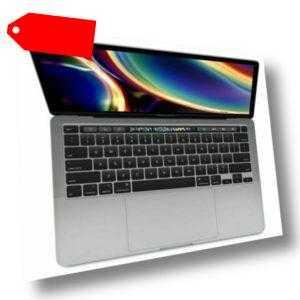 """Apple MacBook Pro 13"""" (2020), i5 1,4 GHz, 8 GB RAM, 512 GB SSD, spacegrau AZ"""