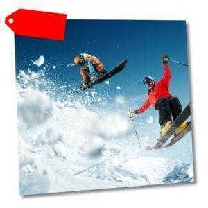 Reise Schnäppchen 2P | 3 Tage Skiurlaub 4* Hotel Graubünden günstig | Wellness
