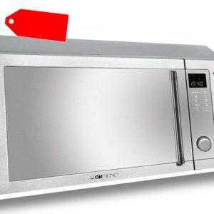 Clatronic MWG 775H Mikrowelle / mit Grill und Heißluft / 800 Watt...