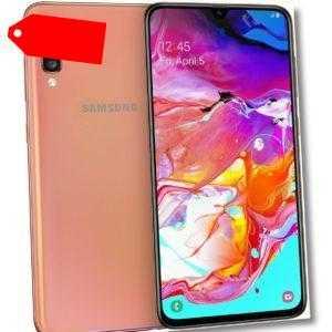 Samsung Galaxy A70 SM-A705F DUAL SIM Coral, NEU Sonstige