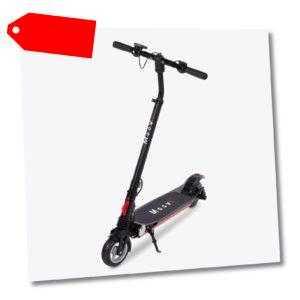Moovi Elektroroller E-Scooter bis zu 20 km/h faltbar Elektro Roller Tretroller