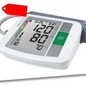 MEDISANA BU 510 Blutdruckmessgerät große Manschette Pulsmessung Blutdruck NEU