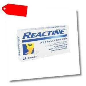 Reactine 21stk PZN 02152240