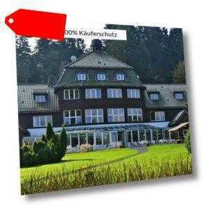 3 Tage Urlaub in Benneckenstein im Harz im Hotel Harzhaus mit Frühstück