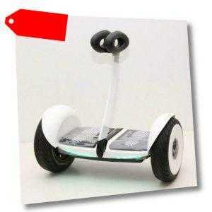 NINEBOT BY SEGWAY Personal Minilite Hoverboard Gyro bis zu 16 km/h, Weiß *TOP*