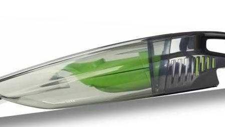 Greenworks Staubsauger Akku Mini Handstaubsauger G24HV Nass-Trockensauger
