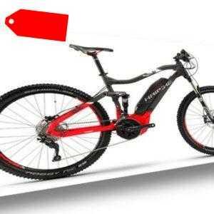 """ehem. uvp 3399€ Haibike FullSeven 6.0 27,5"""" E-Bike MTB 2018 R:52/XL Yamaha Fully"""