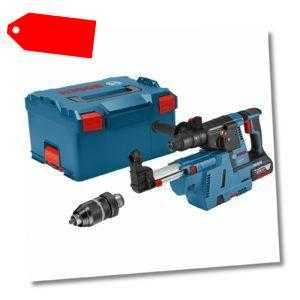 Bosch Akku-Bohrhammer GBH 18V-26 F mit SDS plus Solo inkl. Zubehör-Set in L-Boxx