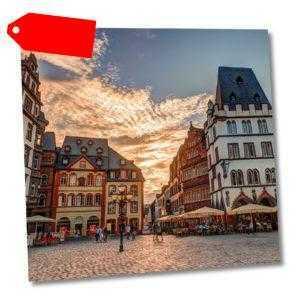 Trier Altstadt Mosel 2 Pers. Kurzreise Ibis Styles Hotel Gutschein 3 Nächte Ü/F