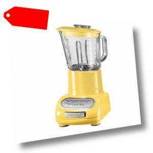 KitchenAid Artisan 5KSB5553EMY Standmixer Blender Glasbehälter...