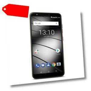 "Gigaset Mobile GS280 32GB Golden Topas [14,5cm (5,7"") FHD+..."