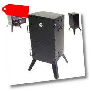 Räucherofen Räucherschrank Räuchertonne Grill 56513 Ofen Smoker Thermometer