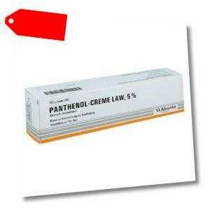 Panthenol-Creme LAW 5% 100g PZN 06873953