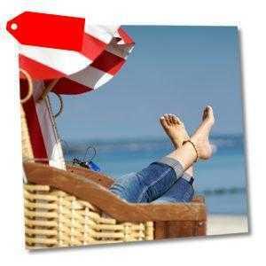 7 Tage Ostsee Urlaub Boltenhagen | Familien Appartment | Wellness, Strand
