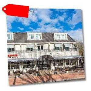 Holland Zuidlaren Hotel Gutschein für 2 Personen 2 bis 5 Nächte mit Frühstück