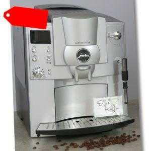~~~ Jura Impressa E45 E40 E60 E65 Kaffeevollautomat, platin  ~~~