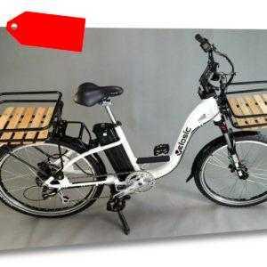 Cago Pedelec Lasten E-Bike Transport PELIC 3 velosic