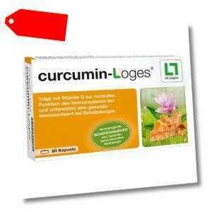 Curcumin-loges Kapseln 61.8g PZN 10536664