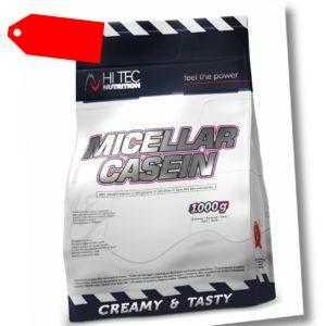 Micellar Casein - BCAA - Kasein - Casein Protein - HiTec Nutrition - 1000g