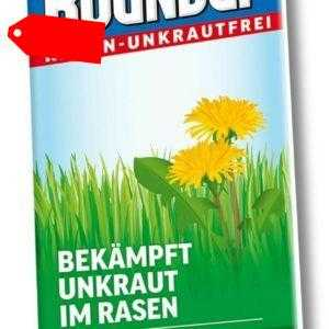 Roundup Rasen Unkrautfrei Konzentrat 500ml Unkrautex Unkrautvernichter Unkraut