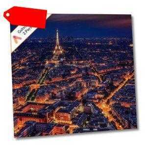 Städtereise Paris First Class Wochenende 2 Personen Hotelgutschein 4 Tage 2 Ü/F