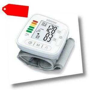 Sanitas SBC 22 Handgelenk-Blutdruckmessgerät Pulsmessung Arhythmie-Erkennung
