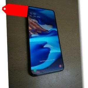 Samsung Galaxy A80  128GB DUOS  Phantom Black  SM-A805F  OVP...
