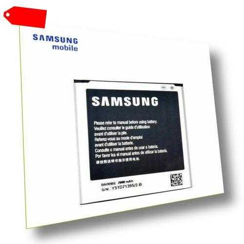 Original Samsung Galaxy S4 Akku EB-B600BE Accu Battery GT-I9500 I9505 Battrie