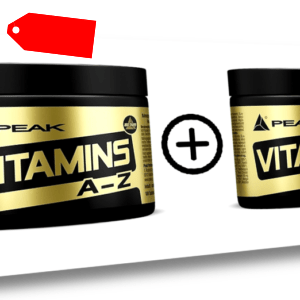 Multivitamin A-Z 360 Tabletten hochdosiert + Mineralien + Spurenelementen