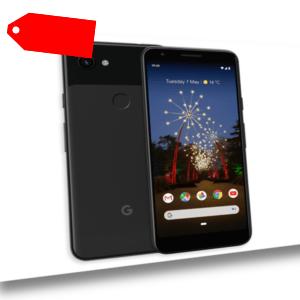 100% Original Google Pixel 3a XL / 64GB Version !!! / Black  NEU! Sonstige TOP!
