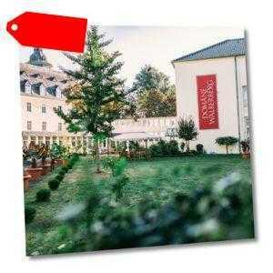 Bornheim Brühl nahe Köln Schloss Hotel Gutschein für 2 Personen mit HP 2 Nächte