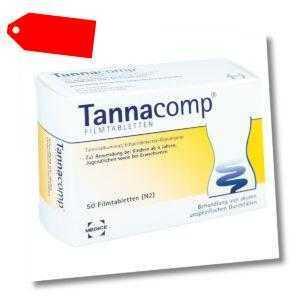 Tannacomp 50stk PZN 01900349
