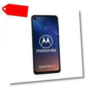 Motorola One Vision 128GB Dual Sim sapphire gradient MwSt nicht...